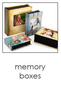 Memory Image boxes 4x6, 5x7, 8x8
